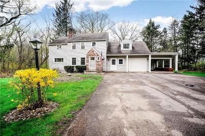 Penfield Single Family Home For Sale: 1917 Five Mile Line Road
