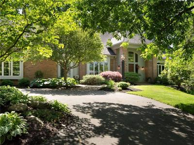 Pittsford Single Family Home For Sale: 4 Carters Grove