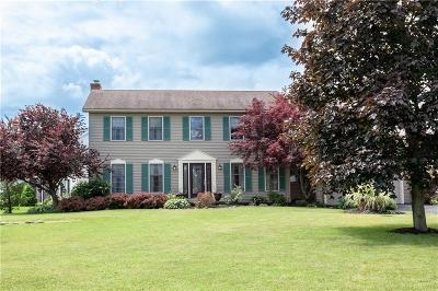 Chili Single Family Home Active Under Contract: 27 Hunt Holw