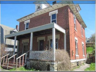 Single Family Home For Sale: 1052.5-4 N Main Street