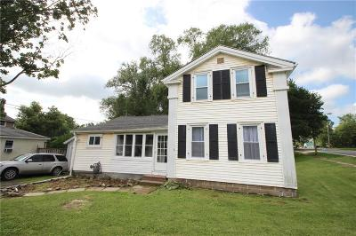 Marion Single Family Home Active Under Contract: 4130 E Williamson Marion Road