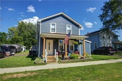 Seneca Falls Single Family Home For Sale: 23 Spring Street