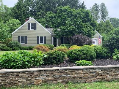Pittsford Single Family Home For Sale: 42 French Road