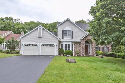 Perinton Single Family Home For Sale: 53 Stonewood Drive