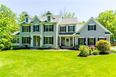 Pittsford Single Family Home For Sale: 19 S Pittsford Hill Lane