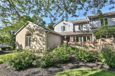 Pittsford Condo/Townhouse For Sale: 32 Tobey Court