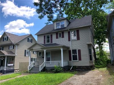 Rochester Single Family Home Active Under Contract: 1307 Park Ave