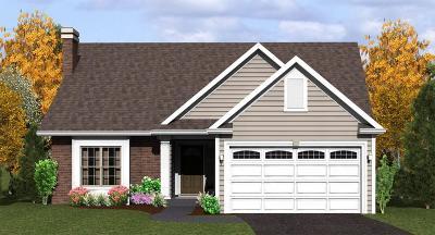 Monroe County Single Family Home For Sale: Lot 703 Marjorie Lane
