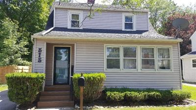 Jamestown NY Single Family Home For Sale: $69,999