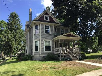 Perry Single Family Home For Sale: 106 S Main Street