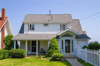 Greece, Rochester, Webster Single Family Home For Sale: 232 Lake Shore Drive