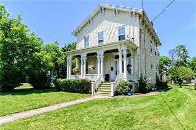 Canandaigua-City Single Family Home For Sale: 106 Gorham Street