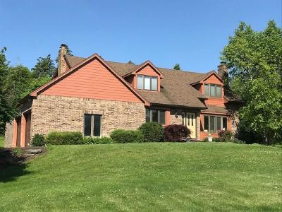 Macedon Single Family Home For Sale: 1023 Victor Road