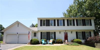 Perinton Single Family Home For Sale: 211 Moseley Road