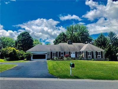 Pittsford Single Family Home For Sale: 14 Split Rock Road