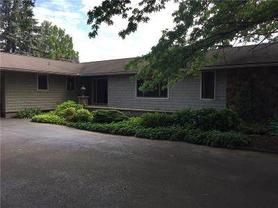 Dunkirk Single Family Home For Sale: 11328 Newell Road