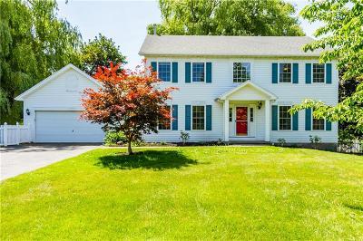 Webster Single Family Home For Sale: 1661 Woodard Road