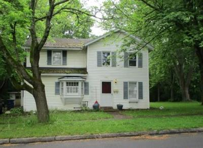 Single Family Home For Sale: 195 Fort Hill Avenue