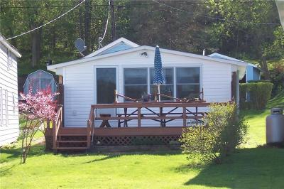 Single Family Home For Sale: 435 Indian Cove Road