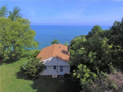 Single Family Home For Sale: 8167 E Bay Road