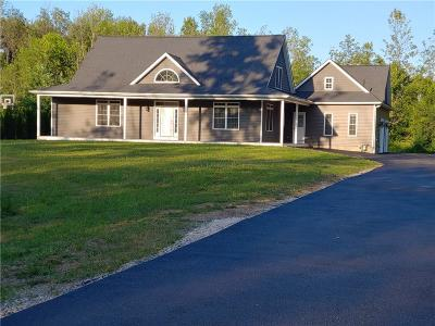 Monroe County Single Family Home For Sale: 1368 Manitou Road
