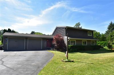 Perinton Single Family Home For Sale: 437 Loud Road