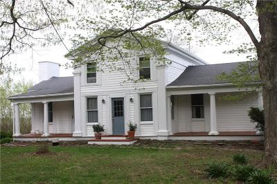 Hammond Single Family Home Active Under Contract: 10184 County Route 76