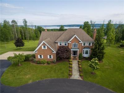 Ashville, Bemus Point, Cassadaga, Celoron, Chautauqua Institution, Findley Lake, Lakewood, Mayville Single Family Home For Sale: 2143 Winch Road