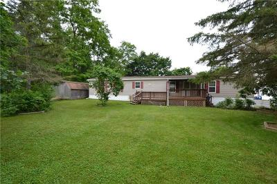 Palmyra Single Family Home For Sale: 3841 Trolley Road