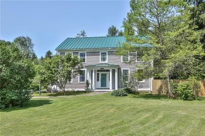 Walworth Single Family Home Active Under Contract: 3921 Walworth Ontario Road