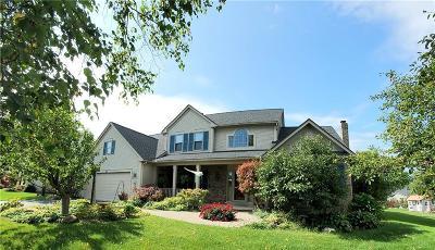 Perinton Single Family Home For Sale: 33 Broadmoor