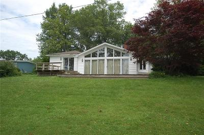 Bemus Point NY Single Family Home For Sale: $369,500