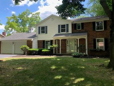 Pittsford Single Family Home For Sale: 23 Cranston Road