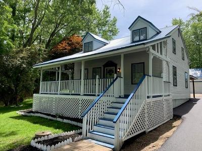 Single Family Home For Sale: 617 Kiantone Road
