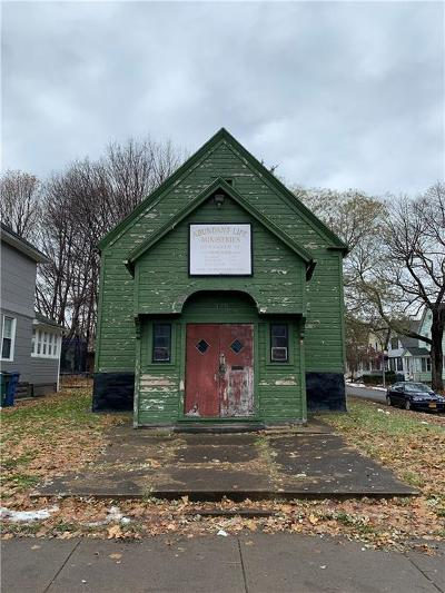 Monroe County Commercial For Sale: 175 Carter Street