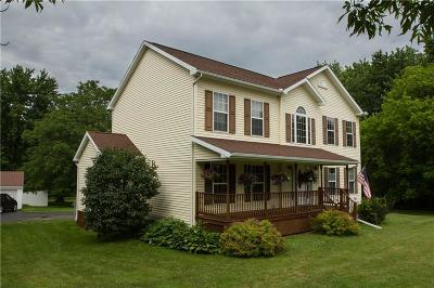 Phelps Single Family Home For Sale: 2180 State Route 96 Highway