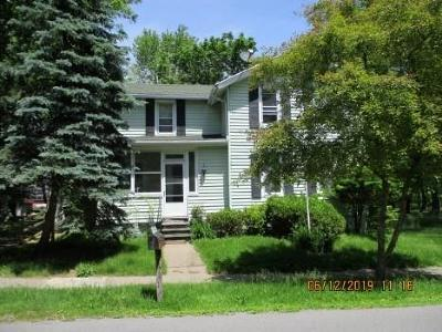 Single Family Home For Sale: 7325 Seneca Avenue
