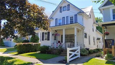 Single Family Home For Sale: 723 Deer Street