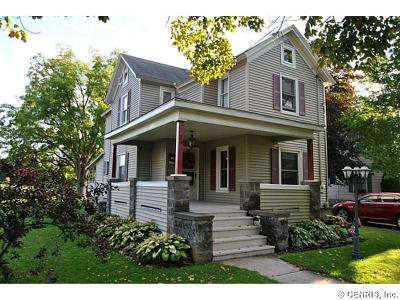 Phelps Single Family Home For Sale: 24 South Street