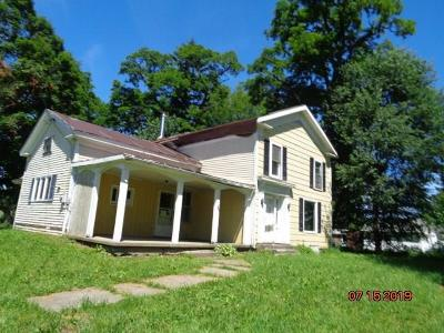 Single Family Home For Sale: 7011 Rood Road