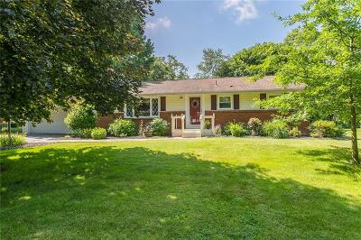 Perinton Single Family Home Active Under Contract: 21 Sandle Drive