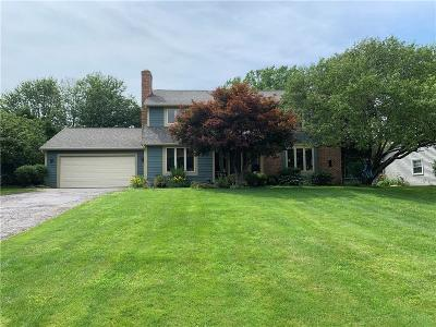 Perinton Single Family Home For Sale: 47 Falling Brook Road
