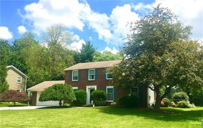Perinton Single Family Home For Sale: 20 Misty Pine Road