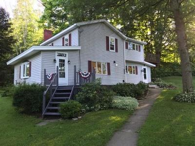 Randolph Single Family Home Active Under Contract: 3225 Bowen Road