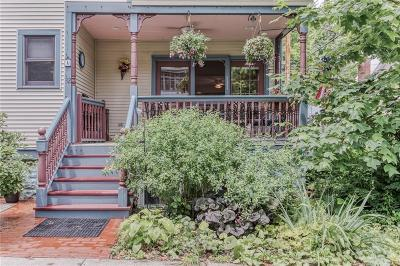 Single Family Home Active Under Contract: 32 Miller Avenue #A