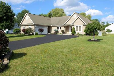 Henrietta Single Family Home Active Under Contract: 50 Shara Place