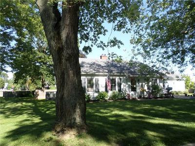 Geneva-City NY Single Family Home For Sale: $149,000
