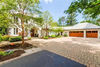 Livingston County, Monroe County, Ontario County, Wayne County Single Family Home For Sale: 250 Esplanade Drive