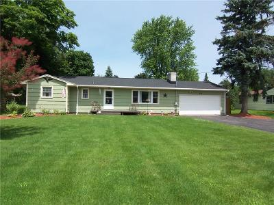 Perinton Single Family Home For Sale: 1544 Ayrault Road