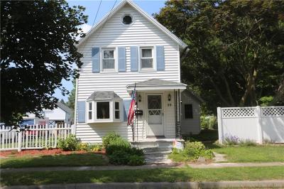 Single Family Home For Sale: 39 Frazier Street